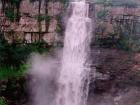 Magnificent water falls of Salto del Tequendama
